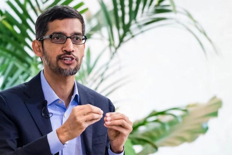 CEO Google Sunda Pichai