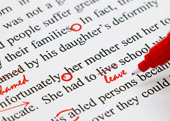cara membuat press release proofreading