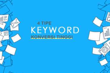 tipe keyword konversi tinggi