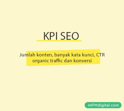 Daftar KPI SEO