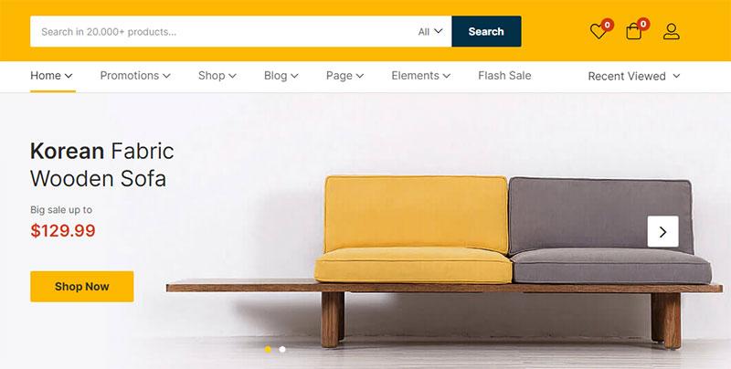 Digital Marketing menggunakan website