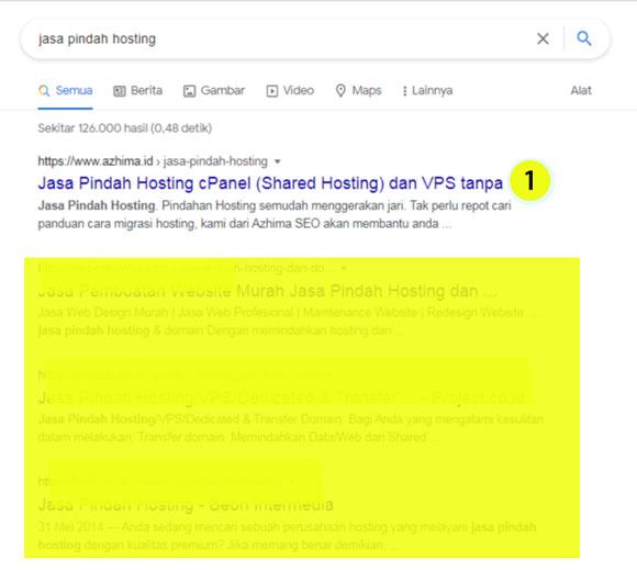 Klien Backlink PBN Jasa Pindah Hosting