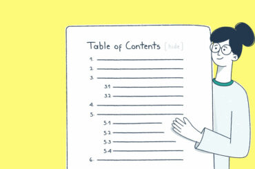 Plugin Table of Content